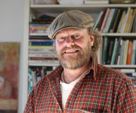 Lastenkirjailija Markus Majaluoma