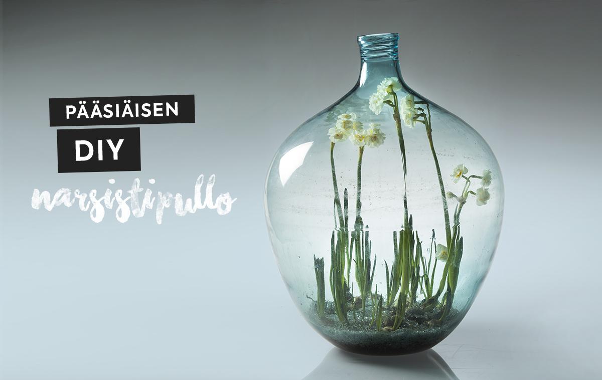 narsistit pulloon