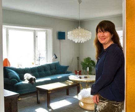 Sara Bengtsin paluumuuttajaperheen koti