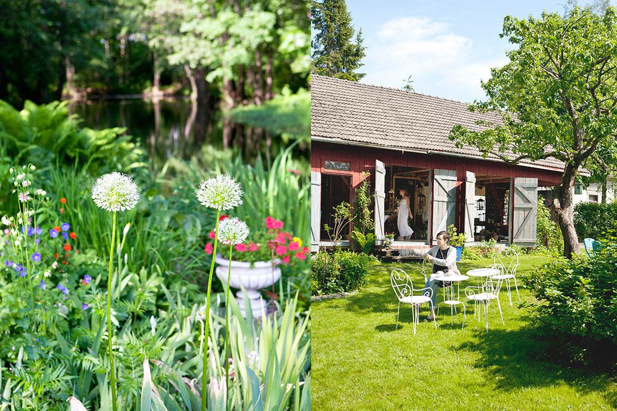 Avoimet puutarhat Loviisa