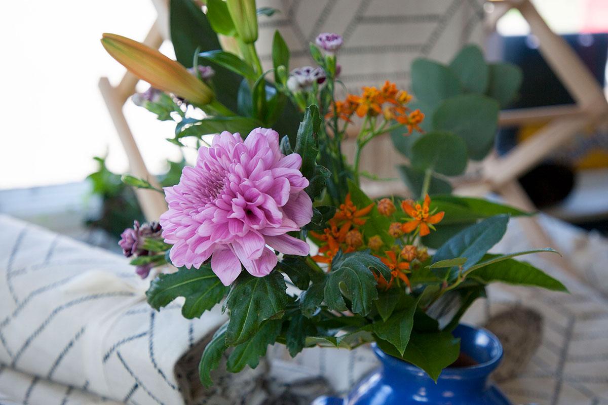 Knippu - jotain kivaa kukilla